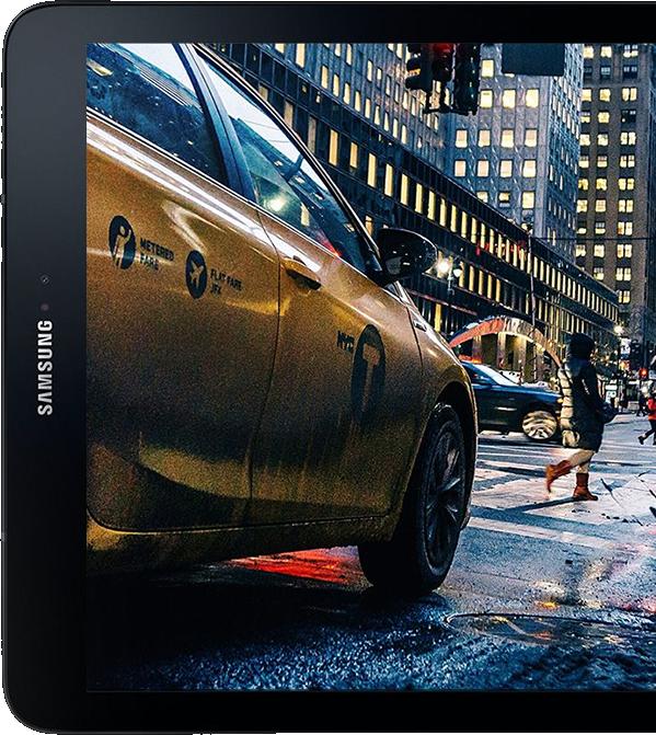 Samsung Galaxy Tab S3 screen