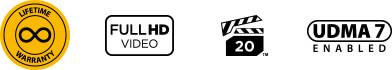 SD Card logos