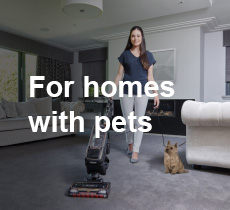 vacuums for homes with pets