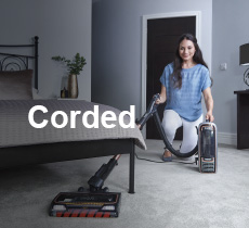 corded vacuums