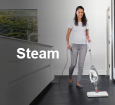 steam vacuums