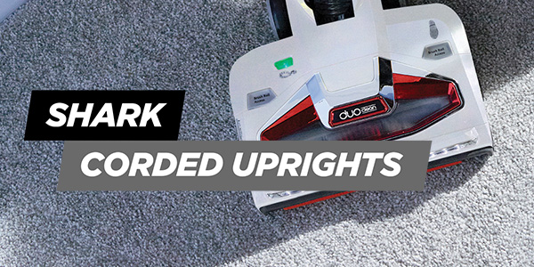 Shark Corded Upright Vacuums