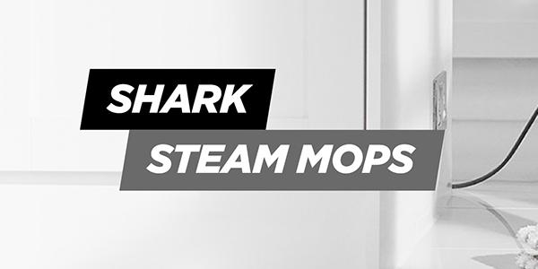 Shark Steam Mops