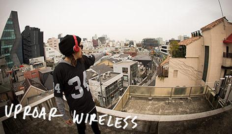 Skullcandy Uproar Wireless Lifestlye image