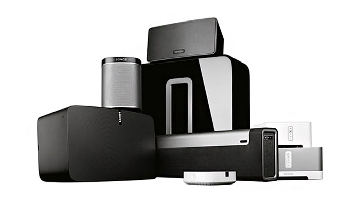 Make it a house party with Sonos in every room