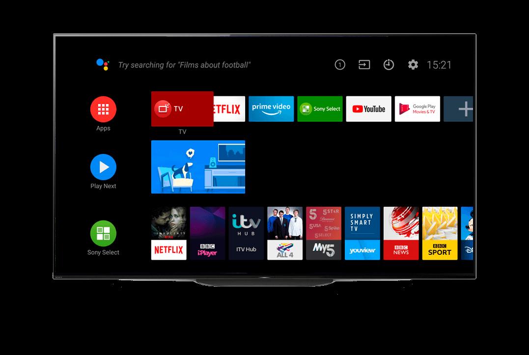 SONY Premium OLED TV