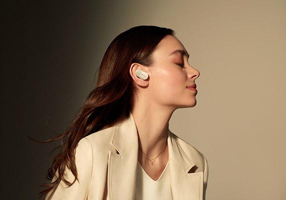 Sony True wireless headphones