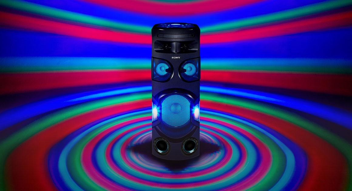 Sony party speakers