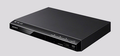 Sony DVD players