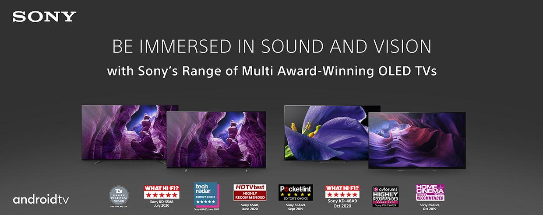 Sony OLED TVS