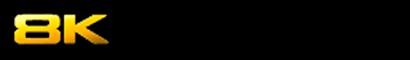 8k x-reality pro logo