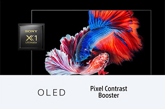 Sony Pixel contrast Booster