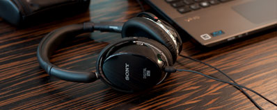 Vaio Headphones