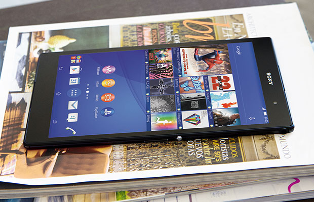 Xperia Z3 Tablet brings you the latest advancements in performance and speed.