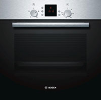 Bosch built in single oven