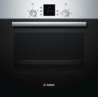 Bosch built in single oven
