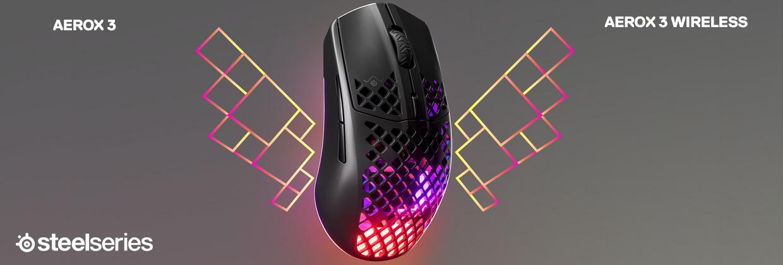 Aerox 3 mouse