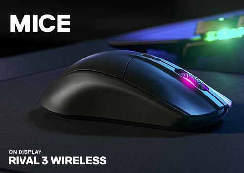 Steel Series Mice