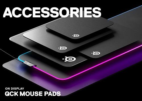 Steel series Mousepads