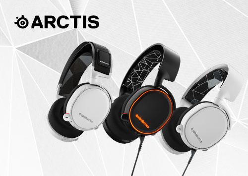 Arctis headsets
