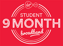Student Broadband from Virgin
