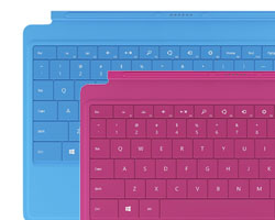 Surface Keyboards