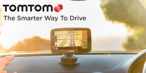 TomTom | Sat Nav & Accessories