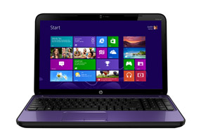HP Pavilion G6 Laptop – Purple