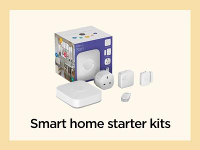 Smart home starter kits