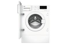 Integrated washing machines