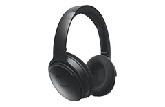 Noise cancelling headphones