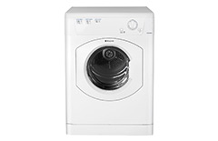 Integrated tumble dryer