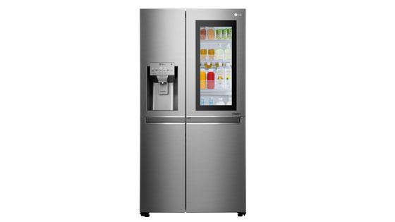 NEW InstaView Fridge Freezer