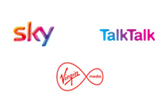 Home broadband & TV packages
