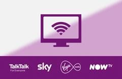 TV & Home broadband