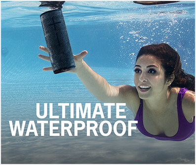Ultimate waterproof