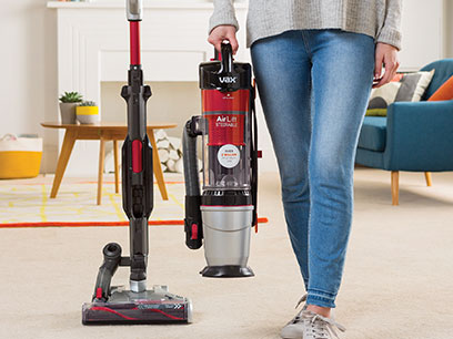 UK's lightest corded lift-out vacuum cleaner