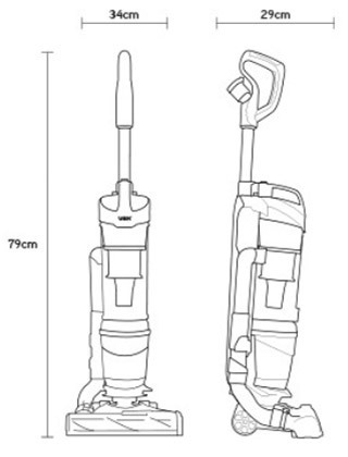 vax airlift technical drawing