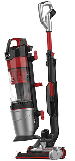 vax corded vacuum