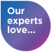 Our experts love