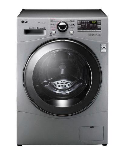 LG TrueStream F14A8TDSA5 Washing Machine