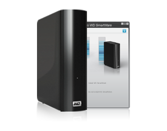 Western Digital - External Hard Drives - My Book | Currys