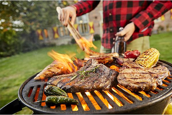 Full grill