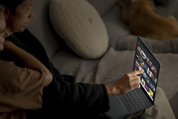 Surface Laptop 4 movies